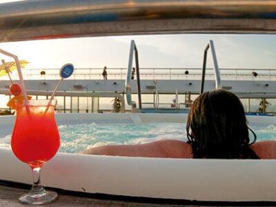 Pullmantur Cruises onboard
